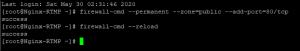 Hướng dẫn cài đặt Streaming server Media với Nginx và nginx-rtmp module trên centos 7