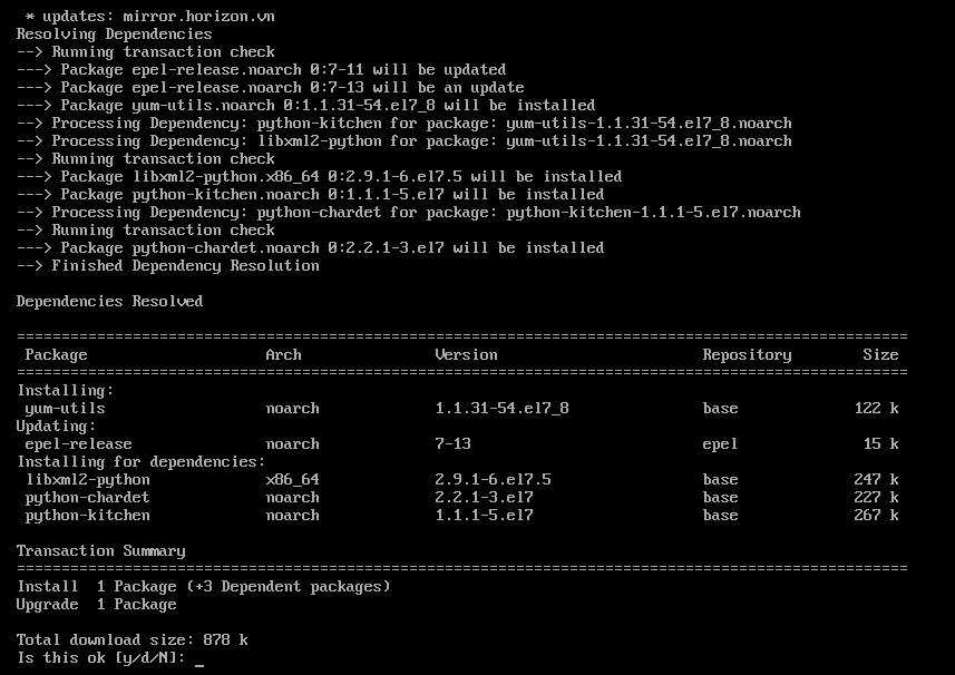 Cách cài đặt và cấu hình Nextcloud với Apache trên CentOS 7