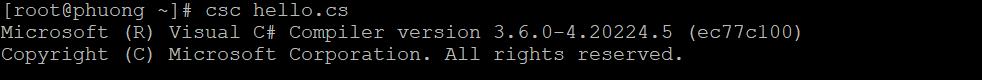 Cách cài đặt Mono trên CentOS 8