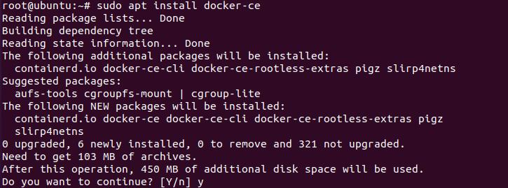Install Docker trên Ubuntu 20.04