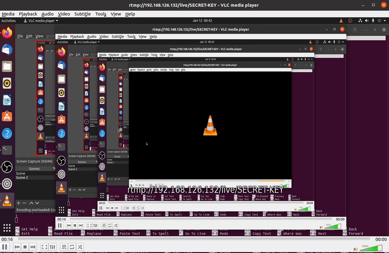 Hướng dẫn cài đặt Streaming server Media với Nginx trên Ubuntu 20.04