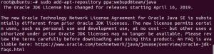 Cài đặt Wowza Streaming Engine trên Ubuntu 20.04